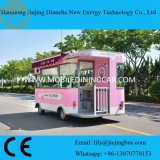 Promotional Ice Cream Cart with High Quality Ice Cream Machine Inside