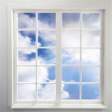 6+9A+6mm Flat Clear Insulated Glass for Window/Construction