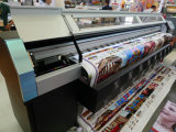 10ft Wide Format Solvent Printer (Phaeton 8 seiko head, canvas printer) (UD-3208Q)