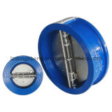 Spring Loaded Dual Disc Wafer Check Valves