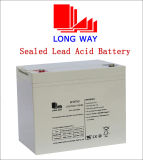 12V70ah Uninterruptible Power Supplies Sealed Lead Acid VRLA Battery Supplier