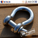 3/16 Stainless Steel Bracelet Adjustable Screw Pin Mini Shackle