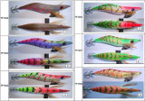Wholesale Coloful Squid Lure with Jig