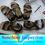 Shoes Final Random Inspection and Product Quality Inspection / Sunchine Inspection Reliable Third Party Inspection Company in China