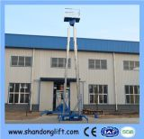 Telescopic Lightweight Ladder with CE