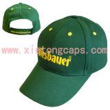 Green Embroidery Baseball Cap (JRE029)