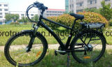 Men Electric Bicycle with Rear Motor
