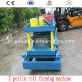 C Z Purlin Cold Roll Forming Machine