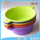Creative Household Foldable Silicone Drain Basket