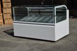 Italian Gelato Ice Cream Display Freezers/ Popsicle Showcase Freezer (CE)