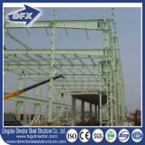 China Cheap Industrial Prefab/ Metal Roof/ Steel Warehouse for Sale