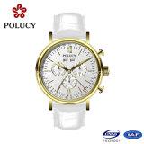 New Charming Quartz Watch Sport Wrist Genuine Leather Watch