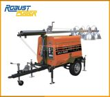 TM21 Ik10 4*240W LED Mobile Light Generator Set