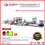 ABS High Components Screw Extruder Luggage Making Machine