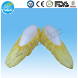 Disposable Plastic PE Shoe Cover (TS01)