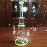 Fashion Tower Glass Water Pipes Imported Pigment Oil Rogs