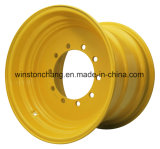 Steel Wheel for Compactor and Road Roller