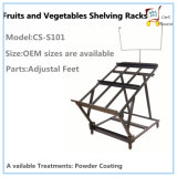 Fruits and Vegetables Shelving Racks CS-S101 Metal Rack