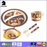 2016 New Products Bamboo Kids Dinnerware