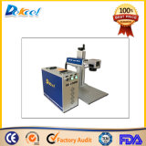 China Hot Sale Fiber Laser Marking Machine Mopa 20W Marker Pen, Case, Packaging, Crafts
