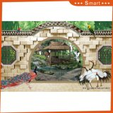 The Garden Inkjet Printed Oil Painting for Home Decoration