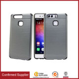 Newest TPU Wiredrawing Style Fashion Cell Phone Cover