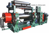 "18"" Special Design Two Roll 0pen Mixing Mill/Rubber Mixer Mill Machine with Hard Tooth Surface in China Factory"