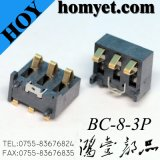 Battery Connector with 3pin DIP