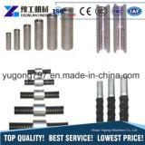 Stainless Steel Rebar Thread Rolling Machine Steel Bar Threading Machine