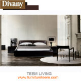 Hot Sale New Design Bedroom Leather Bed