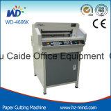 Paper Cutting Machine Wd-4606k Paper Cutter 460mm