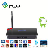 Pendoo X92 Amlogic S912 Android TV Box 2g 16g WiFi Bt Octa Core Android 6.0 Marshmallow TV Box P&Y Own Brand Best OEM Service