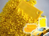 Chemical Plastic Golden Pearlescent Masterbatch