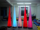Advertising Inflatable Cones with Light System