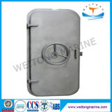China Marine Ship Alunimun Watertight Wheathertight Steel Doors