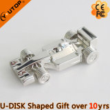 Racing Car Metal USB Flash Drive for Free Gifts (YT-1229)
