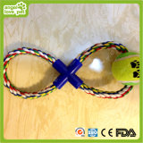 Rope with Tennis Balls Dog Chew Toys