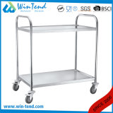 Multipurpose Factory Workshop Warehouse Hand Push Easy Moving Trolley for Industrial
