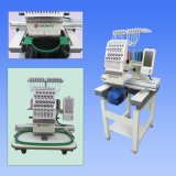 "High Speed One Head Computerized Tubular Embroidery Machine with 7"" Touch Screen for Cap Garment Tshirt Embroidery"