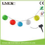 New Outdoor Solar LED Garden Festival Holiday Name String Lights