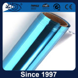 Blue Silver Commercial Privacy Protection Reflective Window Solar Film