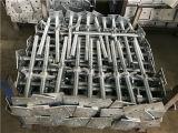 Galvanized Scaffolding Steel Adjustable Screw Jack Base (TPSFSSJ001)