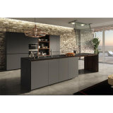 Home Design Plywood Furniture Kitchen Cabinets with Island