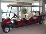 Excar 8 Seater Electric Sightseeing Car for 5A Level Scenic