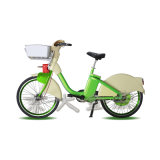 Public Bicycles-Electric Power Assisted Public Bike