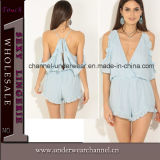 Sexy Fashion Women off-Shoulder Casual Dress (TGLDS15178)