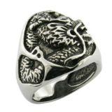 Fashion Men′s Chinese Dragon Ring