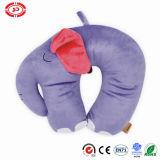 Elephant Toy High Quality Baby Purple Soft Stuffed Pillow