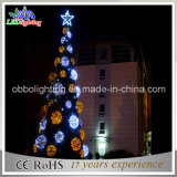 High Quality Giant 10m LED Artificial Christmas Tree Decoration