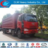 50ton Faw 8X4 370HP LHD&Rhd Dump Truck Good Price